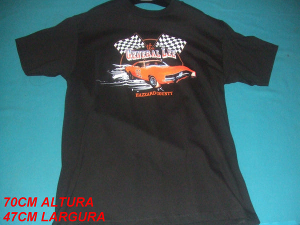 T-shirt 3 Dukes of Hazzard