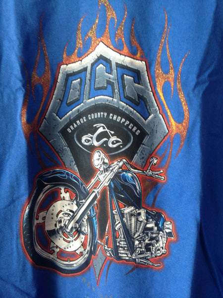 Sweat Orange County Choppers
