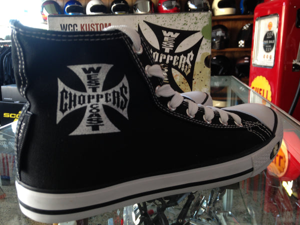 Ténis West Coast Choppers Pretos