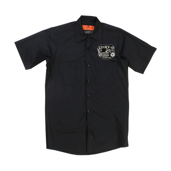 Work Shirt Lucky Thirteen 13