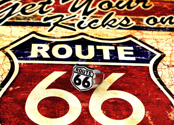 Anel Route 66