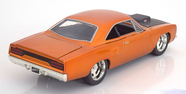 Miniatura 1:24 Plymouth 1970 Road Runner Fast Furious
