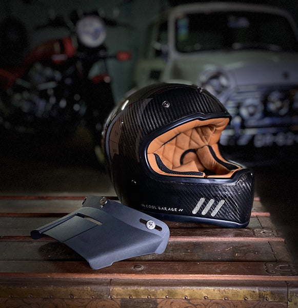 Capacete Cool Garage Trail Carbono
