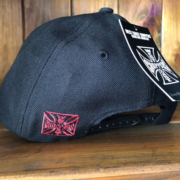 Boné Cap Trucker West Coast Choppers