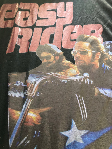 T-shirt Easy Rider Peter Fonda Dennis Hopper