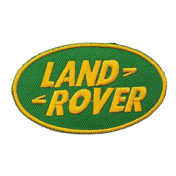Patch Land Rover