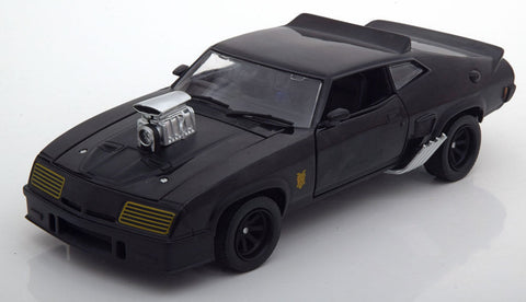 Miniatura 1:24 Ford falcon  Mad Max V8 Interceptors