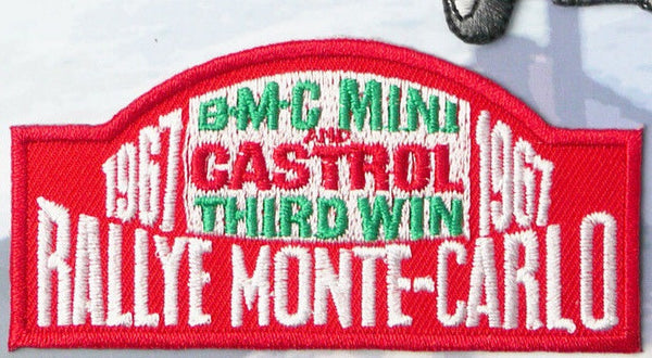 Patch Rllye Monte-Carlo