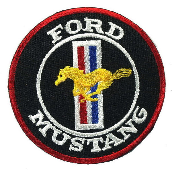 Patch Ford Mustang