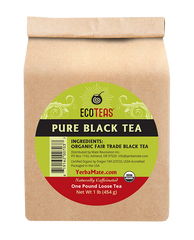 Organic Breakfast Black Tea - 1 lb Loose