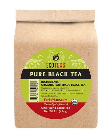 Organic Breakfast Black Tea (6/1 lb)