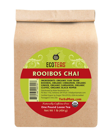 Organic Rooibos Chai Tea - One Pound Loose