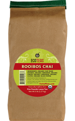 Organic Rooibos Chai Tea - Five Pound Loose