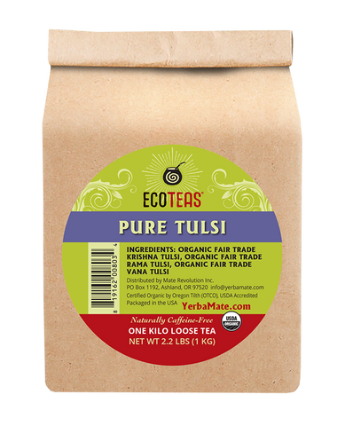 Organic Tulsi Tea - One Kilo Loose