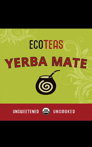 Yerba Mate Sign
