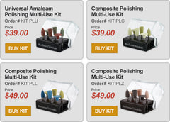 Diamond Rubber Polishers