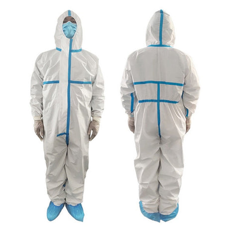 PPE  Hazmat Isolation Protective Suits CLASS II
