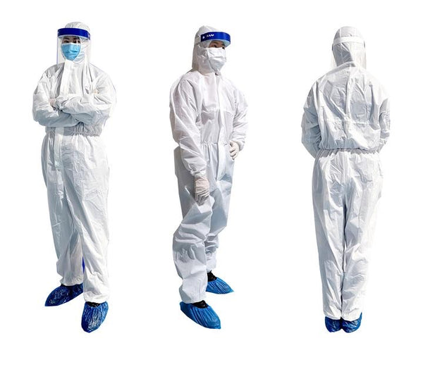PPE  Hazmat Isolation Protective Suits CLASS II. Buy 3 get 1 FREE.
