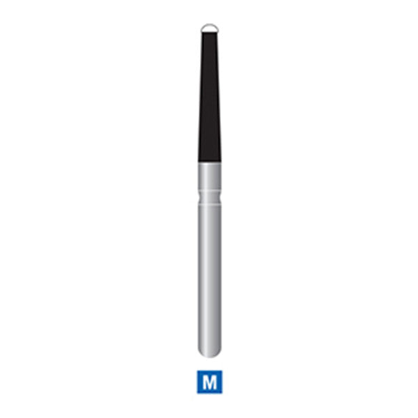 220-016 | Tapered Endo Diamond Bur with Rounded Tip