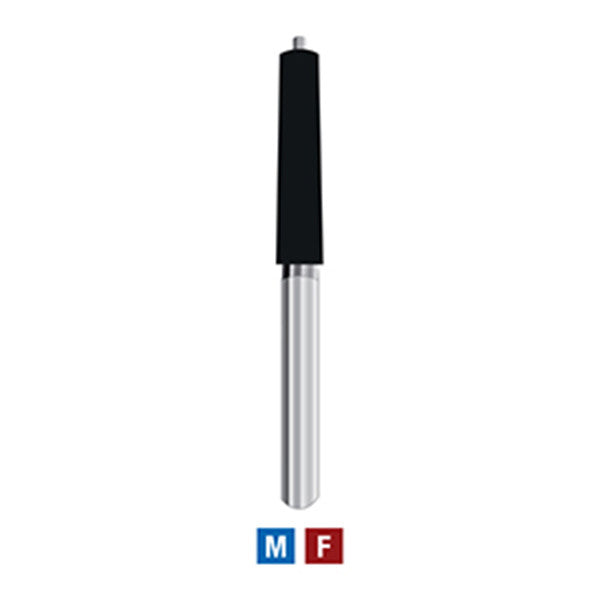 508T/026 | Long/Surgical Diamond Bur (Medium, Thick Head & Pin Guide)