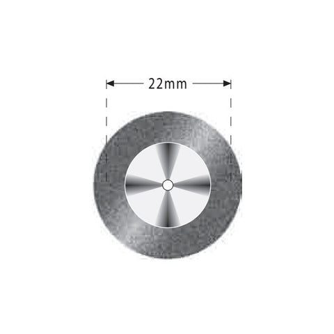 R04-340-514-220 | Reusable Diamond Discs Double Sided Flex