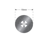 R04-321-524-190 | Reusable Diamond Discs. Double Sided Semi-Flex
