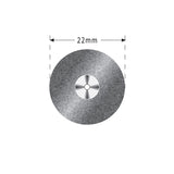 S04-327-534-220 | Reusable Diamond Discs. Double Sided Semi-Flex