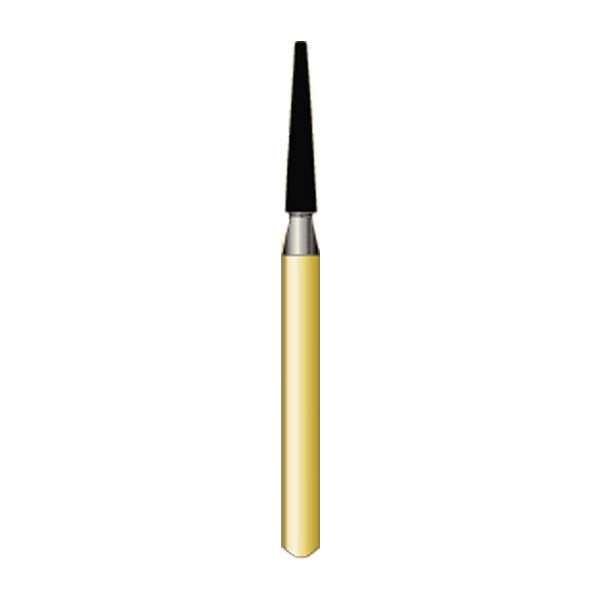 7714 | Reusable Trimming & Finishing Burs. T-Series Taper Round End Shaped