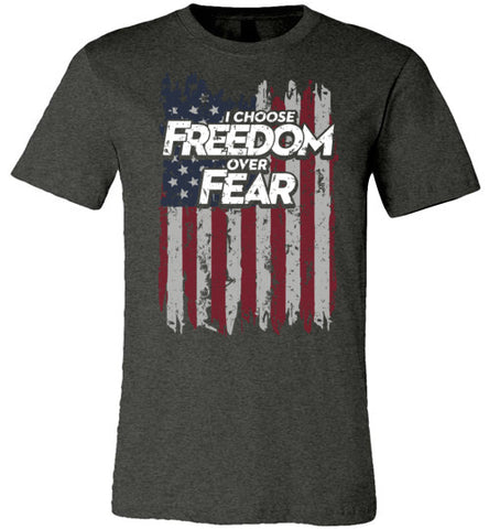 Freedom Over Fear - Men