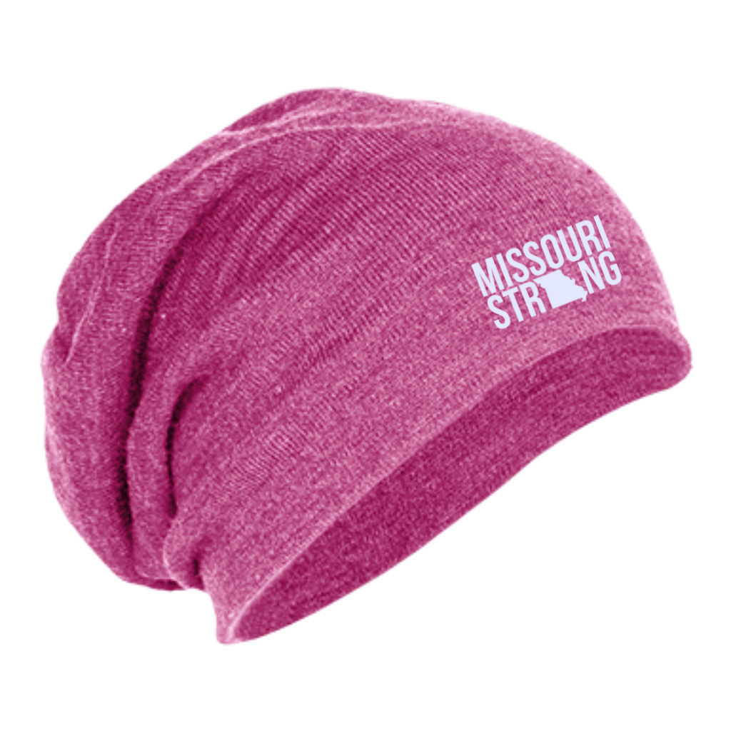 MO Strong - Slouch Beanie - Kick Merch - 3
