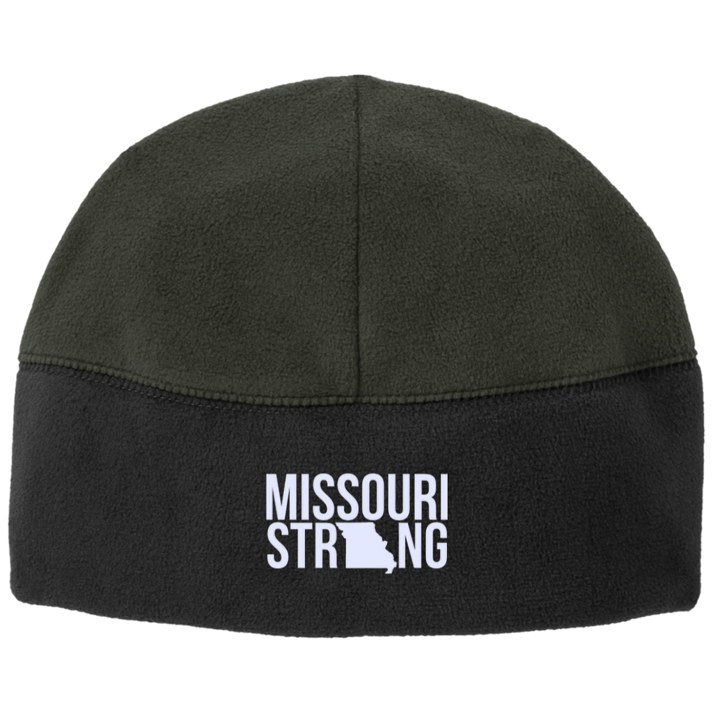 MO Strong - Fleece Beanie - Kick Merch - 8