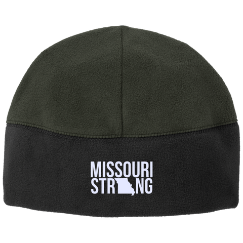 Image of MO Strong - Fleece Beanie - Kick Merch - 8