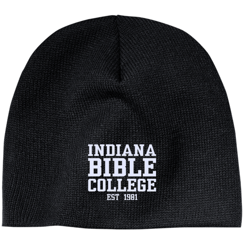 Image of IBC - Clean Text -Beanie - Kick Merch - 2