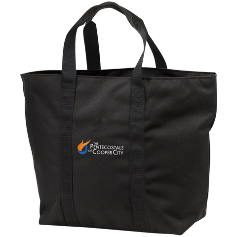 The Pentecostals Of Cooper City - All Purpose Tote Bag