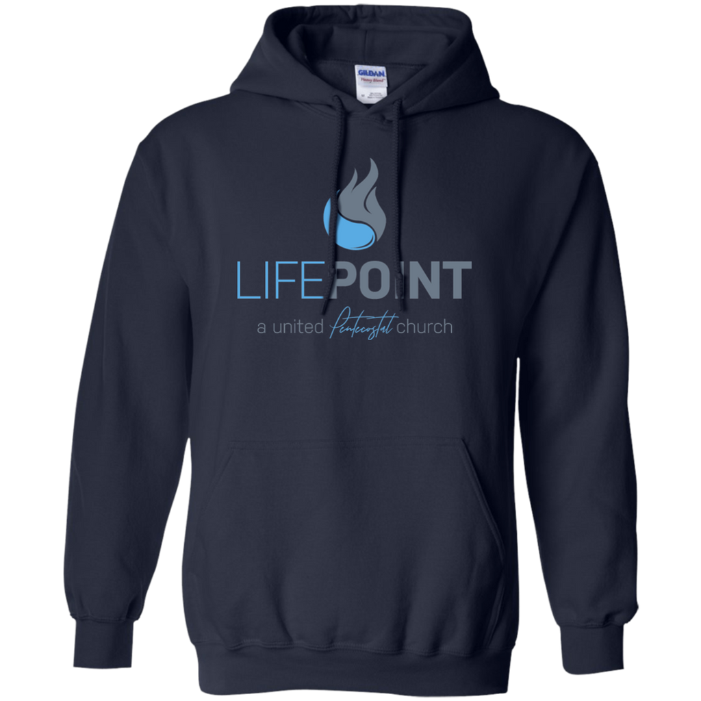 Life Point Pullover Hoodie