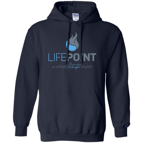 Image of Life Point Pullover Hoodie
