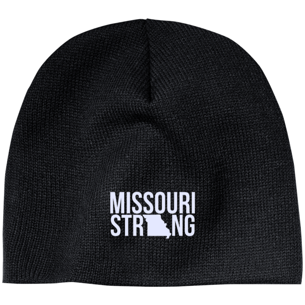 MO Strong - Beanie - Kick Merch