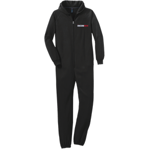 UNCOMMEN Logo - Adult Fleece Onesie