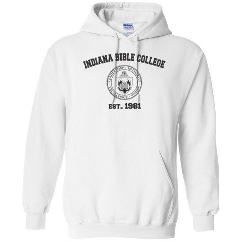 Image of IBC - Pullover Hoodie - Vintage Design - Kick Merch - 10