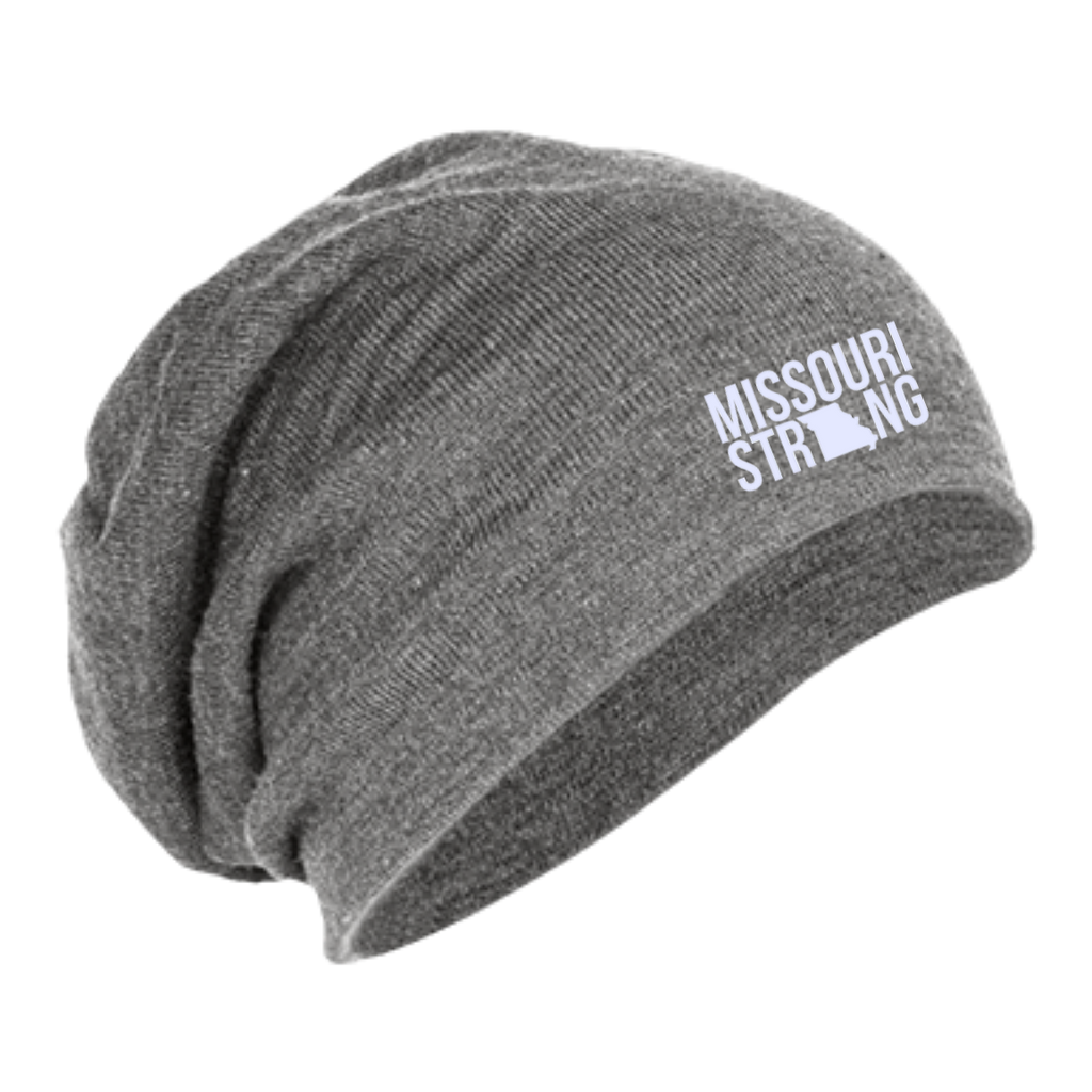 MO Strong - Slouch Beanie - Kick Merch - 2