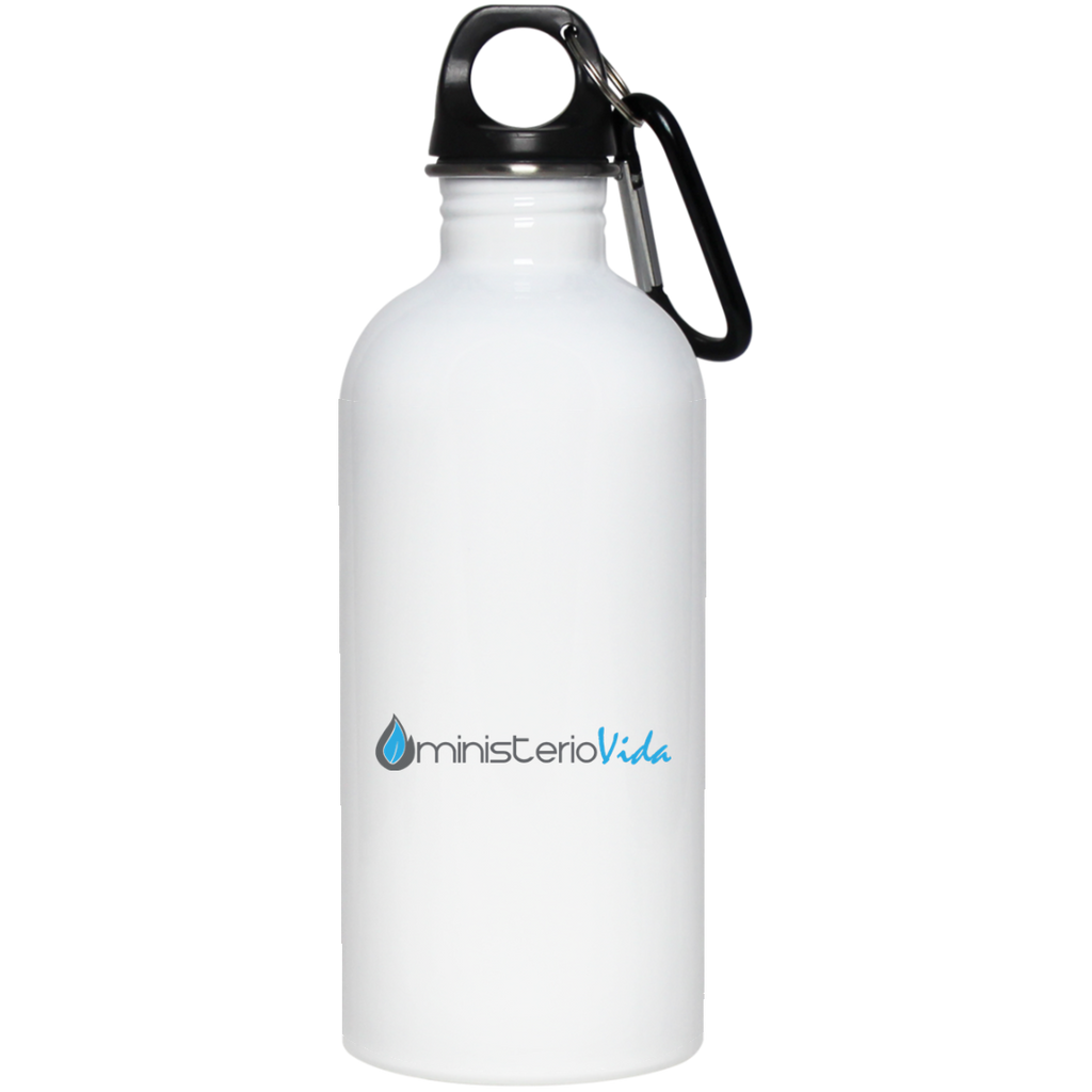 Ministerio Vida 20 oz Stainless Steel Water Bottle