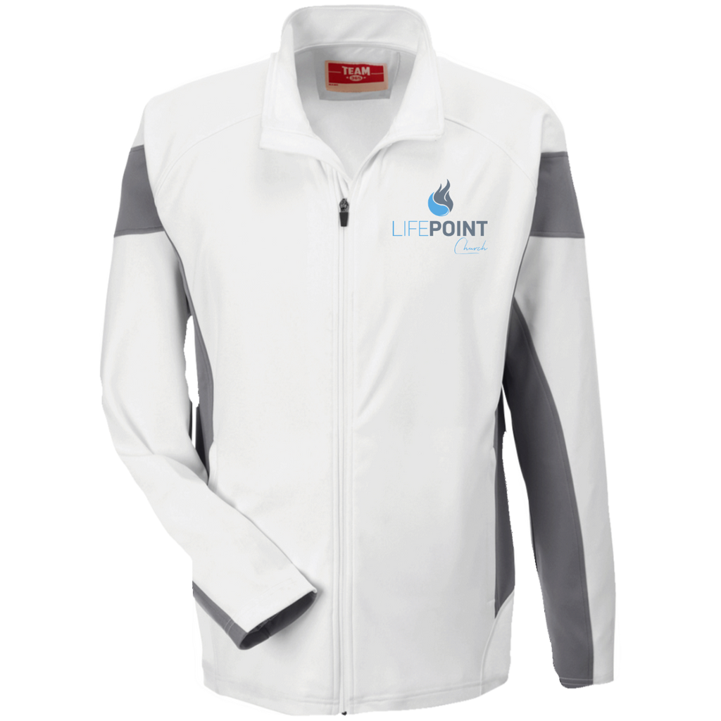 Life Point Performance Colorblock Full Zip