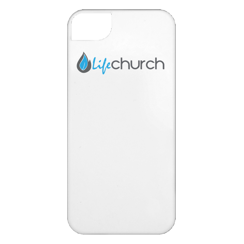 LIFE ChurchiPhone 5 Case