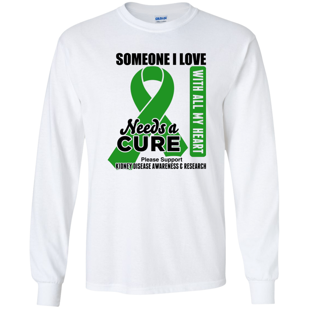 Someone I Love needs A Cure Kidney Disease