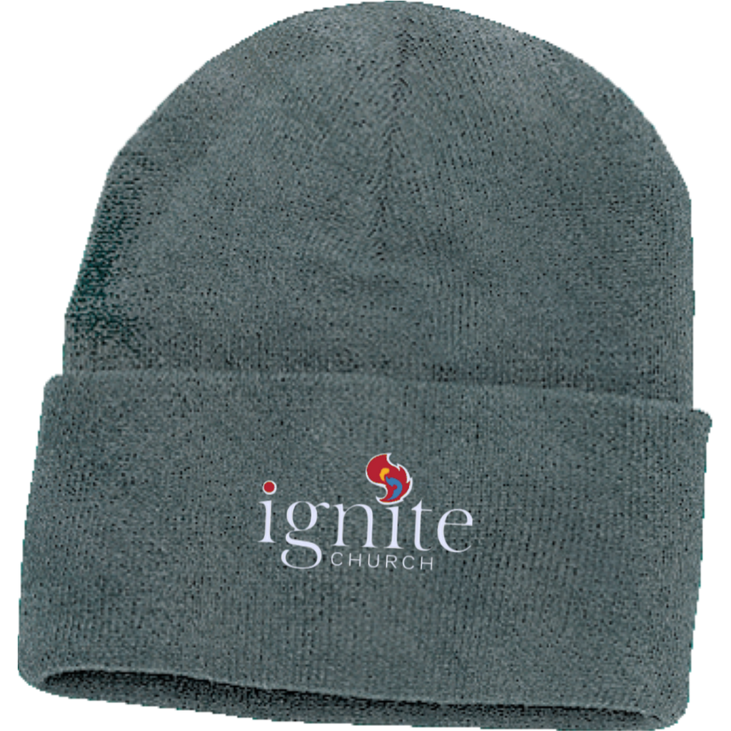 IGNITE church - Knit Cap - Kick Merch - 1