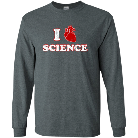 Image of I Love Science