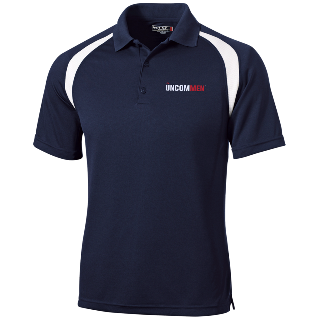 UNCOMMEN Logo - Moisture-Wicking Tag-Free Golf Shirt