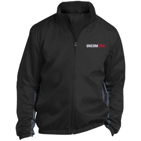 Image of UNCOMMEN Logo - Core Colorblock Wind Jacket