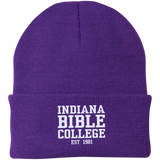 IBC - Clean Text - Knit Cap - Kick Merch - 7