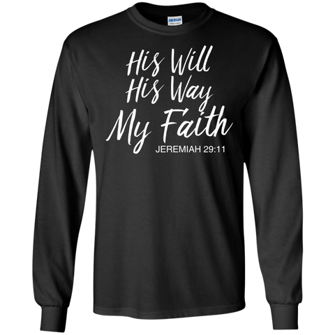 Image of His Will His Way My Faith